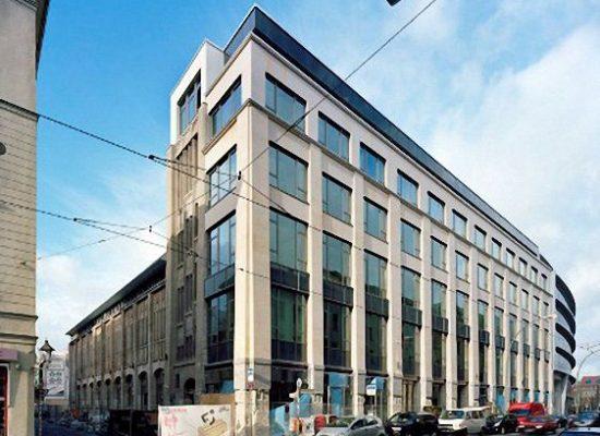 Wohn- & Gewerbebau: Rosenthaler Hof, Berlin